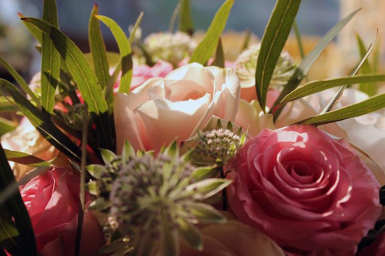 Fotografie voor Bloemen met Gevoel door Nien design